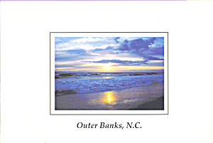 Outer Banks Of North Carolina Cs4731