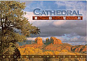 Cathedral Rock Sedona Arizona cs4763 (Image1)