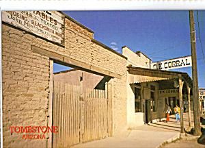 OK Corral Tombstone Arizona cs4766 (Image1)