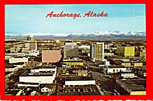 Aerial View of  Anchorage Alaska cs4814 (Image1)