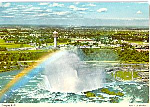 Niagara Falls Postcard cs4825 (Image1)