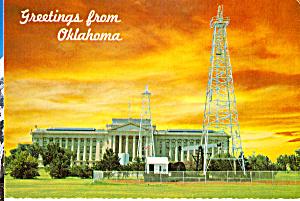 Oklahoma State Capitol Oklahoma City Oklahoma cs4829 (Image1)