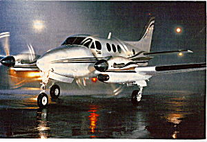 King Air Turbo Prop (Image1)