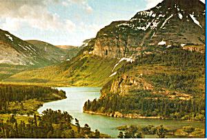 Bowan Lake,Glacier National Park,Montana (Image1)