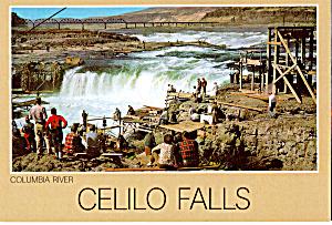 Celilo Falls Columbia River (Image1)