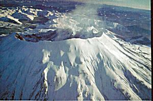 Mt Saint Helens and Mt Rainier WA cs4939 (Image1)