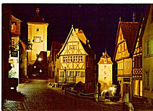 Rothenburg ob der Tauber Germany cs4975 (Image1)