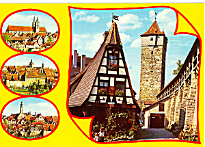 Rothenburg ob der Tauber, Germany (Image1)