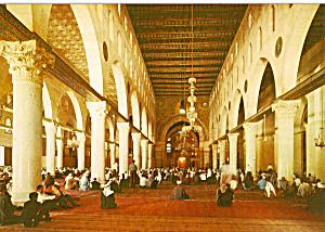 Mosquee Del Aqsa, Jerusalem (Image1)