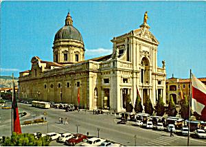 St Maria degli Angeli Basilica Vintage Cars cs5011 (Image1)