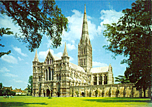 Salisbury Cathedral England Cs5013