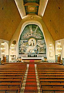 The Church of Rovaniemi Interior Finland cs5020 (Image1)