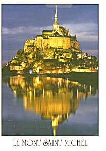 Le Mont Saint Michel France Cs5021