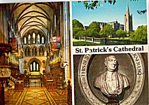 Views of  St Patrick s Cathedral Dublin  Ireland cs5023 (Image1)