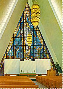 Interior Tromsdalen Church Norway cs5028 (Image1)