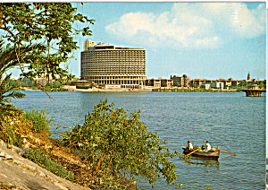 The Nile and Meridien Hotel Cario Egypt cs5042 (Image1)