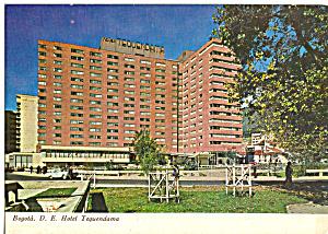 Modern Hotel Tequendama  Bogota Columbia cs5046 (Image1)