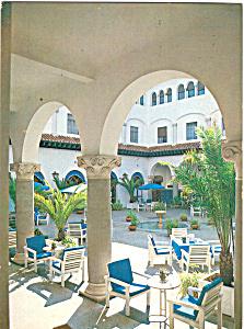 El Minzah Hotel, Tanger, Morocco (Image1)