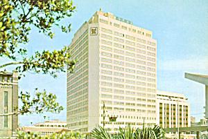 Taipei Hilton Taipei Taiwan Postcard cs5066 (Image1)