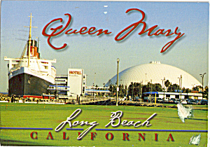 Queen Mary Long Beach  California cs5092 (Image1)
