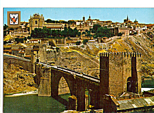 Toledo Spain San Martin Bridge cs5126 (Image1)