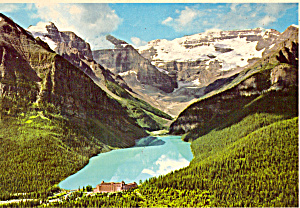 Lake Louise Banff National Park Canada Cs5147
