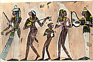 Thebes Chapel of Djeser Kere Somb Egypt cs5156 (Image1)