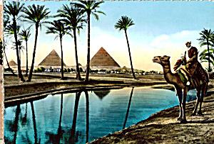 The Pyramids of Giza Egypt cs5157 (Image1)