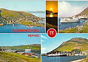 Norway Honningsvag  Passenger Liners cs5165 (Image1)