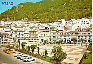 Mijas Costo del Sol Spain Plaza Virgen de la Pena cs5182 (Image1)