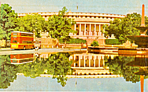 Parliament House Delhi, India (Image1)