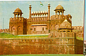 Red Fort Delhi, India (Image1)