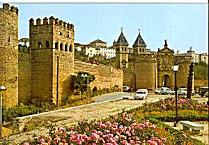 Bisagra Gate and Walls Toledo Spain cs5204 (Image1)