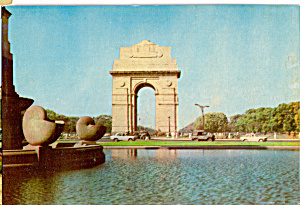 India Gate Delhi, India (Image1)