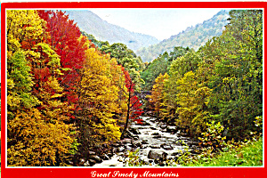 Little Pigeon River, Great Smoky Mountains (Image1)