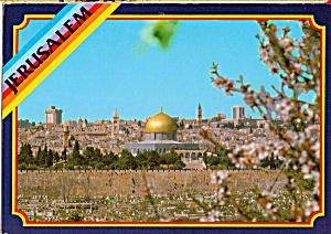 Jerusalem, Israel (Image1)