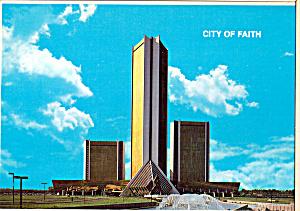 Tulsa Oklahoma  Oral Roberts University cs5212 (Image1)