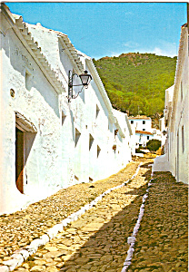 Typical Street Mijas Spain cs5221 (Image1)