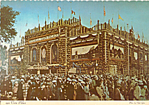 1921 Corn Palace  Mitchell South Dakota cs5234 (Image1)