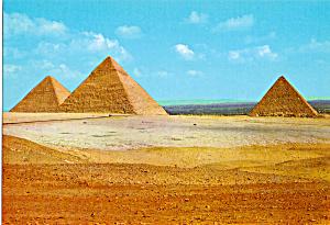 Giza Egypt The Pyramids cs5253 (Image1)