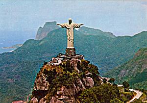 Corcovado Rock, Rio de Janeiro, Brasil (Image1)