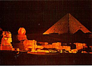 Giza Egypt Sound and Light at the Pyramids of Giza cs5255 (Image1)