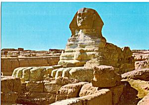 The Sphinx Egypt cs5258 (Image1)