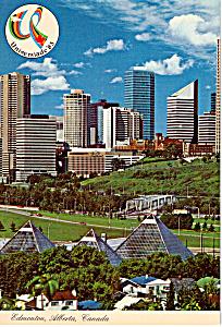 Edmonton Canada Site of the World University Games cs5264 1983 (Image1)