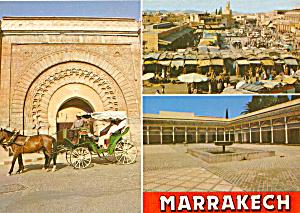 Marrakech Morocco Palais El Bahia cs5303 (Image1)