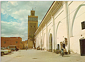 Marrakech Morocco Mosquee Moulay Vazid cs5306 (Image1)
