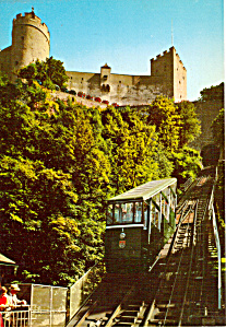 Salzburg Austria Fortress and Cable Way cs5319 (Image1)