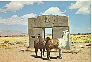 Tiahuanacu, Bolivia Puerta del Sol cs5300 (Image1)