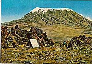 Mt Kilimanjaro Tanzania cs5333 (Image1)