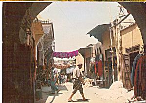 Marrakech Morocco Teinturiers cs5338 (Image1)